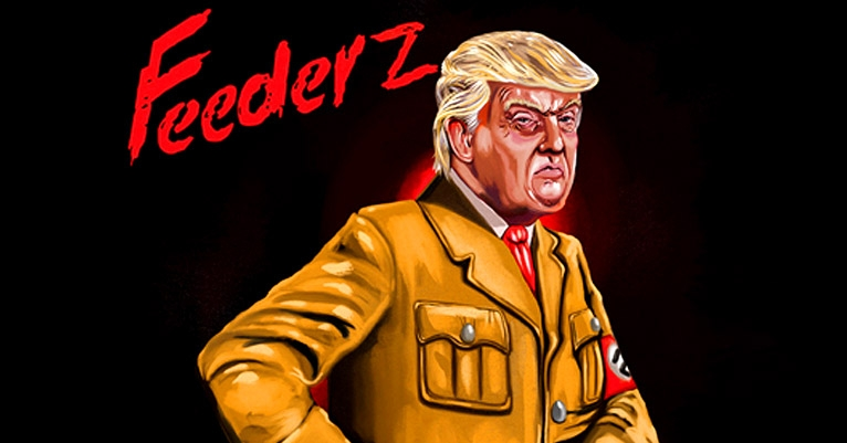 What would Hitler Do?: Notorious '80s agit-punks The Feederz return to fuck shit up in the Trump era