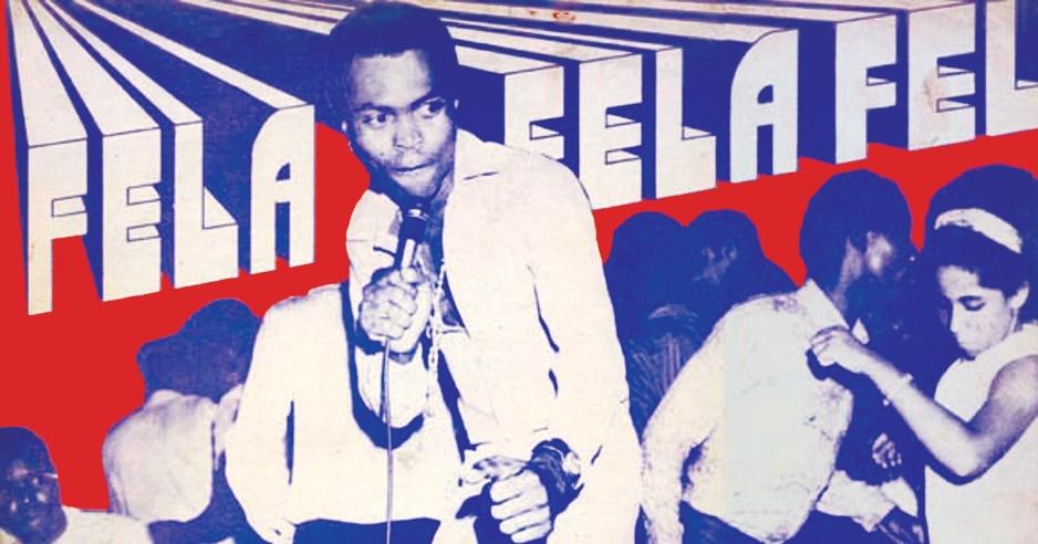 Fela Kuti's jazzy, pre-Afrobeat party music
