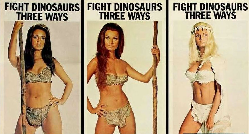 'When Dinosaurs Ruled the Earth,' J.G. Ballard's Hammer film