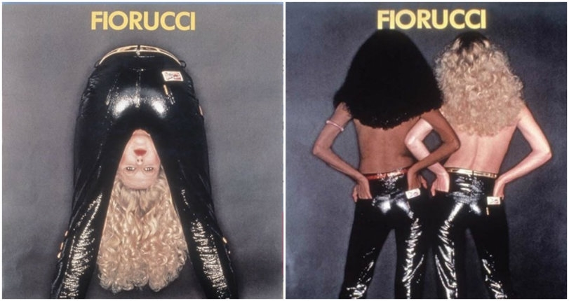 Fierce and provocative vintage artwork & images from New York's infamous Fiorucci store