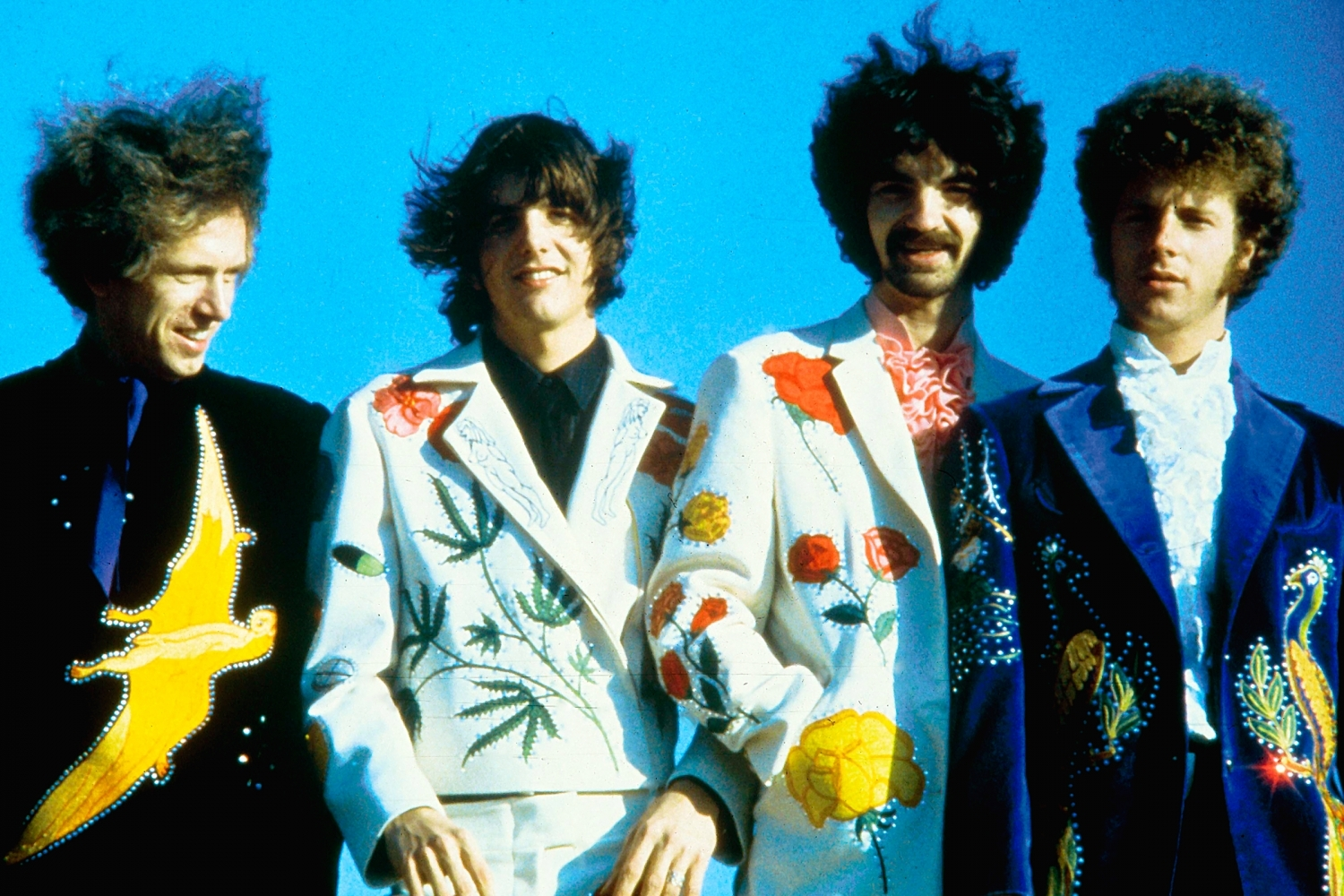 Get a second helping of Gram Parsons and the Flying Burrito Brothers with 'Burrito Deluxe'