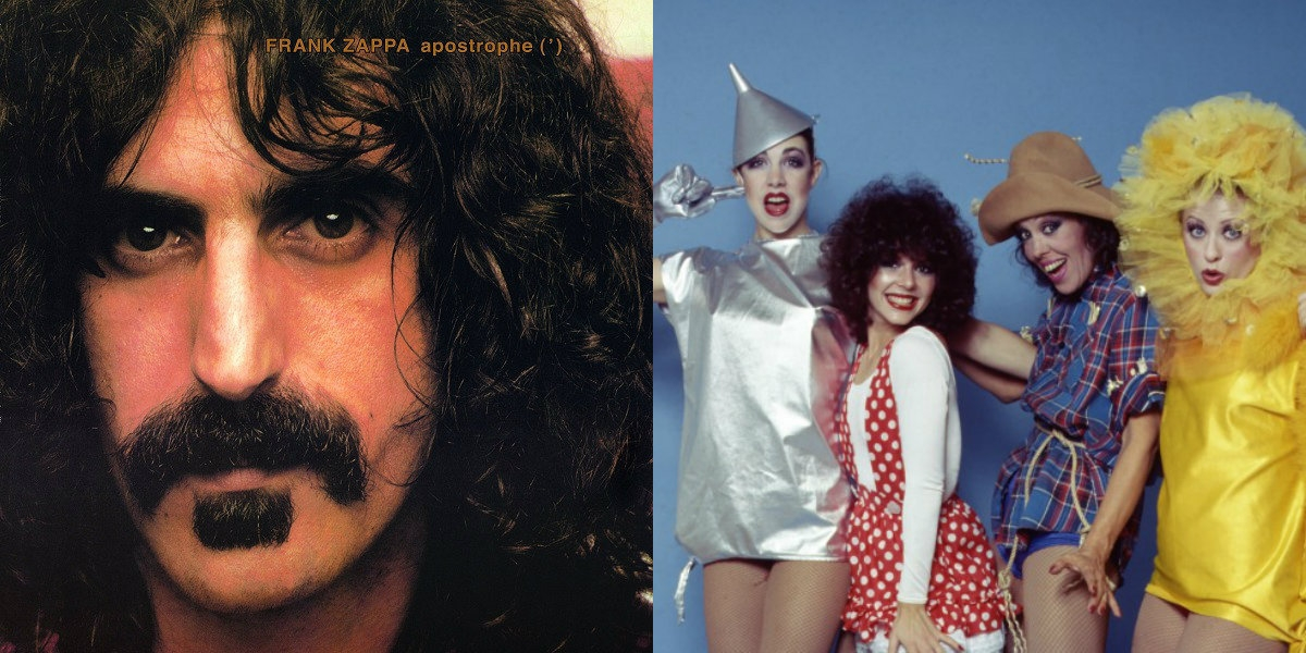 Frank Zappa, serial killers and the all-girl dance troupe L.A. Knockers