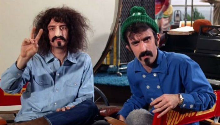 See Frank Zappa on 'The Monkees' for the first time in HD!