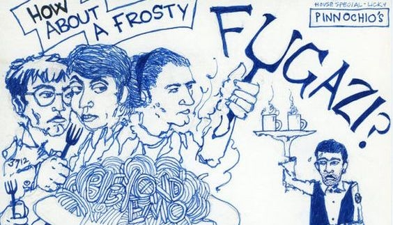 'Steady Diet of Something': Cooking oatmeal and spicy Pop Tarts with Fugazi