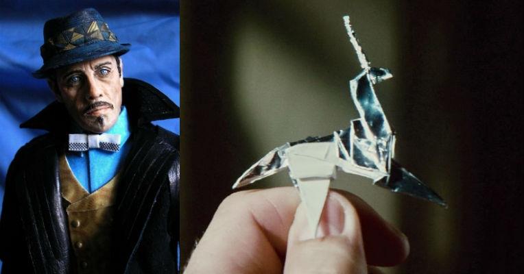ArtStation - Blade Runner Origami Unicorn 3d model, Wosvell VV   400x764