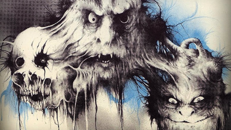 Scary stories and super creeps: The illustrated nightmares of Stephen Gammell