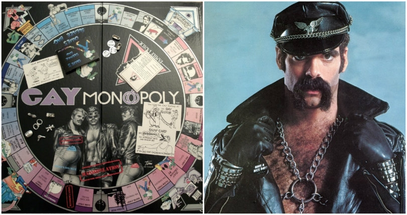Go directly to Castro Street: 'Gay Monopoly' an absolutely fabulous vintage board game from 1983