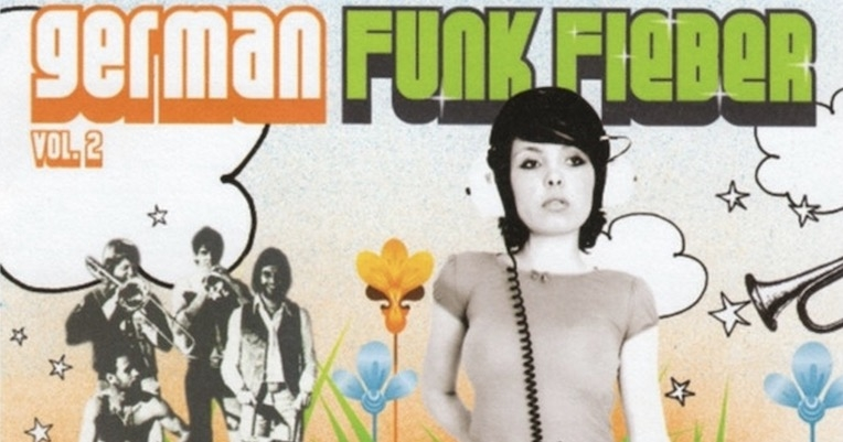 Germans are funky? These bootylicious 'funk fever' compilations prove it!