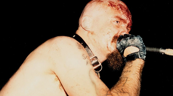 Vegas-style: GG Allin goes lounge