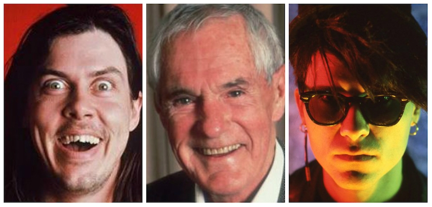 Al Jourgensen and Gibby Haynes were Timothy Leary's psychedelic guinea pigs