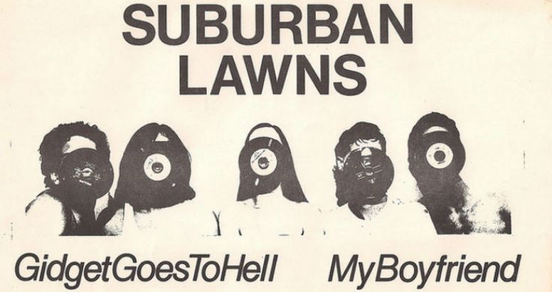 Suburban Lawns: Lost Pioneers of Post-Punk