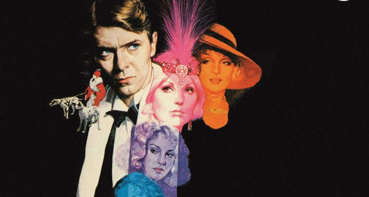 Beautiful images from David Bowie's least favorite film role, 1978's 'Just a Gigolo'