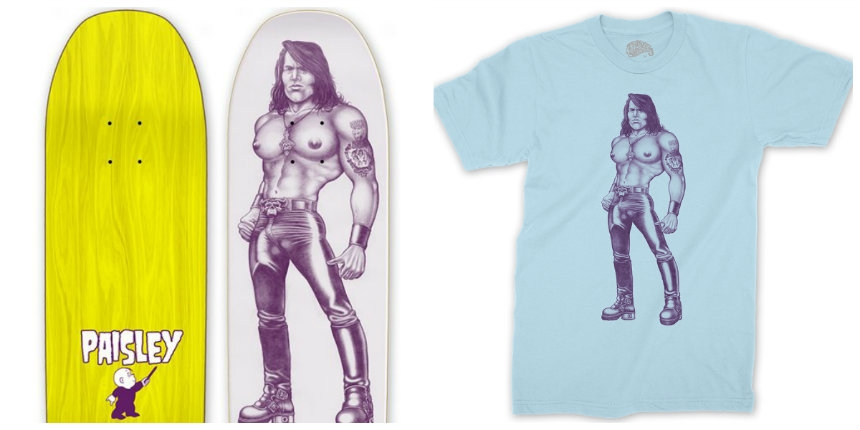 Move over Tom of Finland; now there's 'Glenn (Danzig) of Finland'