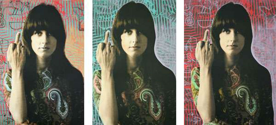 Grace Slick says 'f*ck' on American TV for the very first time, 1969