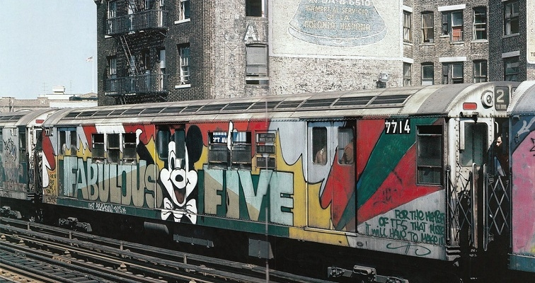 'Watching My Name Go By': Must-see vintage short on graffiti in 1976 NYC