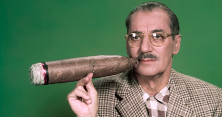 Marxism: Highlights from Groucho's FBI file