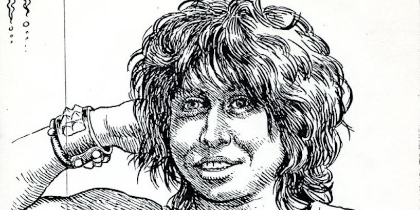 Helen Wheels, NYC punk bodybuilder, Blue Öyster Cult songwriter and UFO abductee