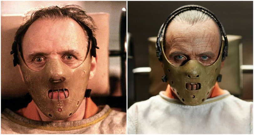 """New 12"""" figures of 'Hannibal Lecter' are as terrifying as the movie version of 'Hannibal Lecter'"""