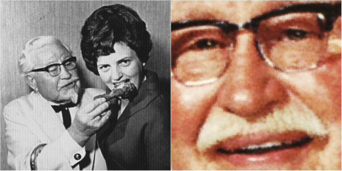 Cheerfully INSANE vintage Kentucky Fried Chicken TV commercials