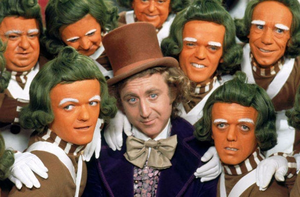 Meet Harper Goff, the legendary set designer behind Willy Wonka's chocolate factory