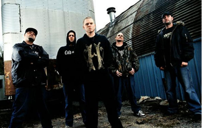 The day the singer of Hatebreed threatened to 'smash shit in my face and break everything I own'