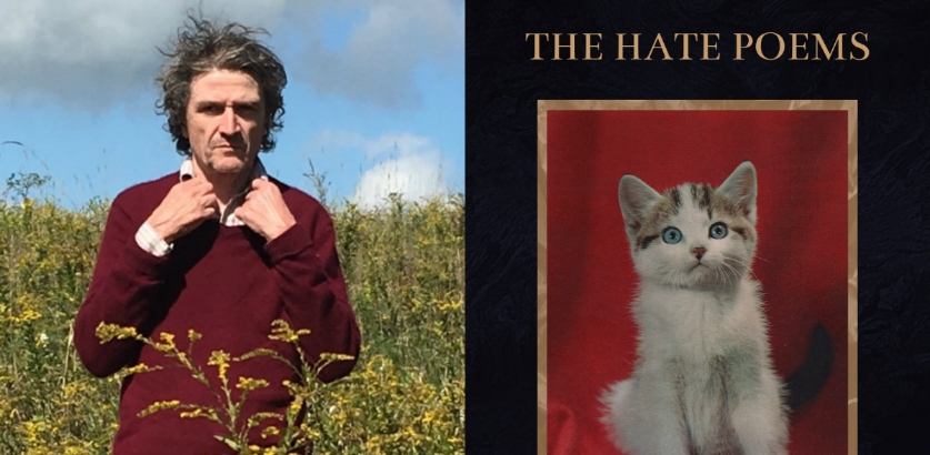 This Valentine's Day, tell them you hate them with 'The Hate Poems'