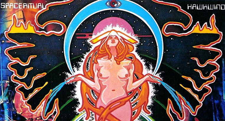 Stacia, Hawkwind's buxom cosmic dancer discusses her wild sex life in vintage interviews