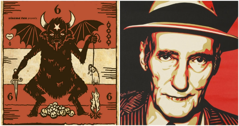 Mad nuns, torture, witchcraft, & Satan: Silent film 'Häxan' narrated by William S. Burroughs