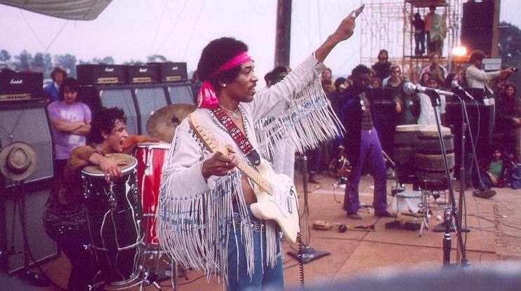 Pay for play: What Jimi Hendrix and (almost) every performer at Woodstock was paid