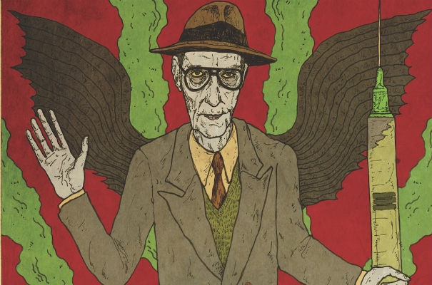 'Let Me Hang You': William S. Burroughs reads the dirtiest parts of 'Naked Lunch'