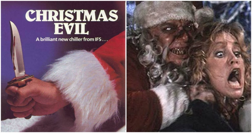 Faster, Santa! Kill! Kill!: Christmas-themed horror movie posters to get you through the holidays