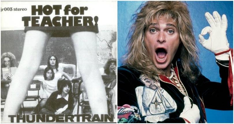 Thundertrain: The band that was 'Hot for Teacher' before Van Halen