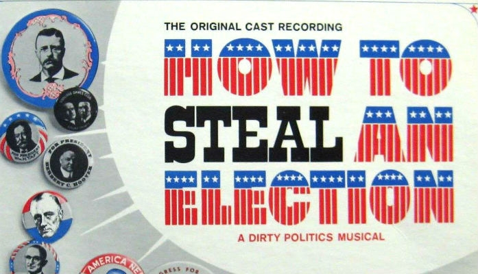 'How to Steal an Election': The dirty politics musical of 1968!