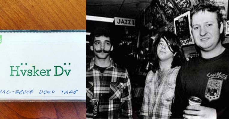 Looks like some early Hüsker Dü demos are coming down the pike