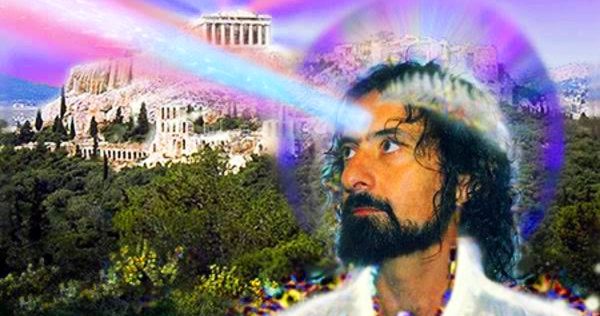 Iasos: The '70s new age hippie who launched more drone
