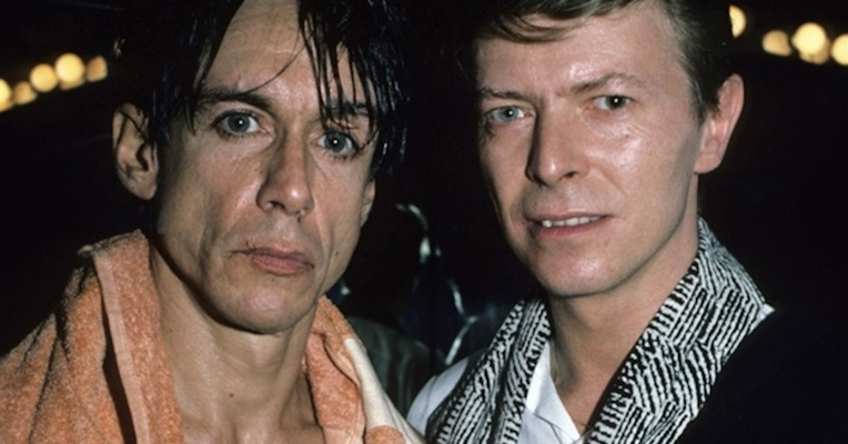 Finally, you can watch David Bowie and Iggy Pop's daytime TV appearance on 'Dinah!' in full