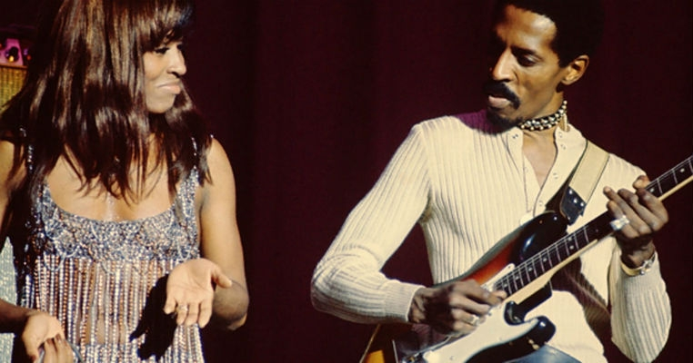 Come together: Electrifying footage of Ike and Tina Turner
