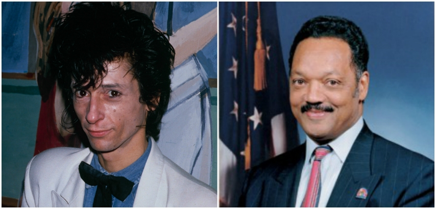 When Johnny Thunders endorsed Jesse Jackson's presidential bid in song