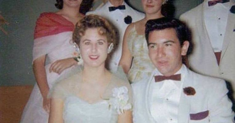 Jerry Garcia's prom photos, revealed!
