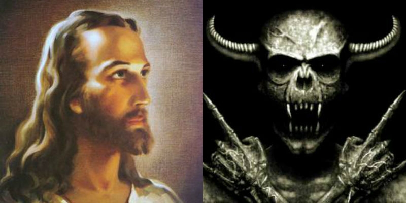 Rock music or Jesus? The choice is yours!