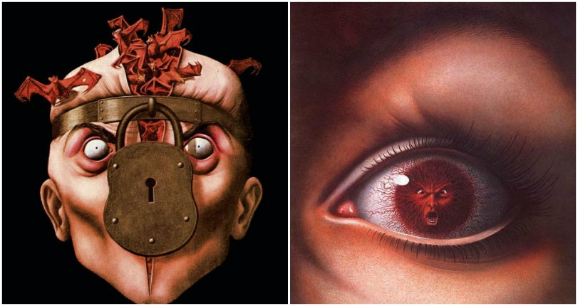 Ghouls, H.P. Lovecraft & beyond the beyond: The deeply creepy creations of artist John Holmes