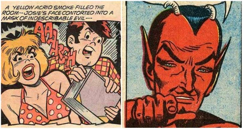 HATE! KILL! REVENGE! 'Josie and the Pussycats' meet Satan, 1973