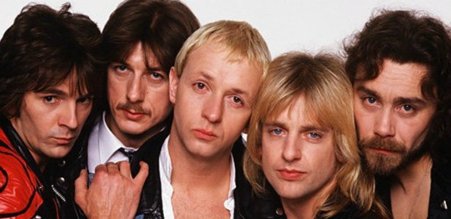 Metal gods Judas Priest cover Joan Baez, Fleetwood Mac, and Spooky Tooth