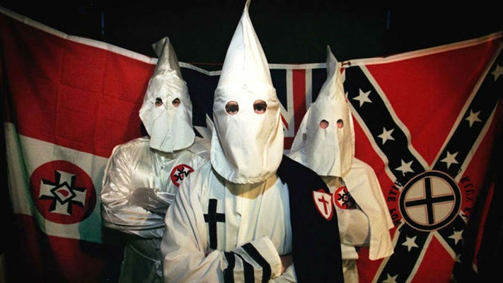 That time David Duke and KKK patrolled the Mexican border…