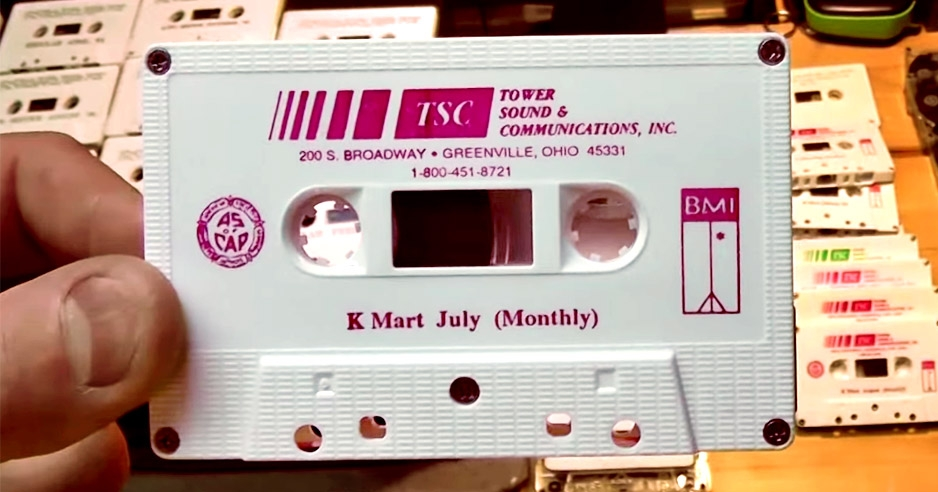 JUST what you've been waiting for: Kmart's piped in music 1988-1993 is now online
