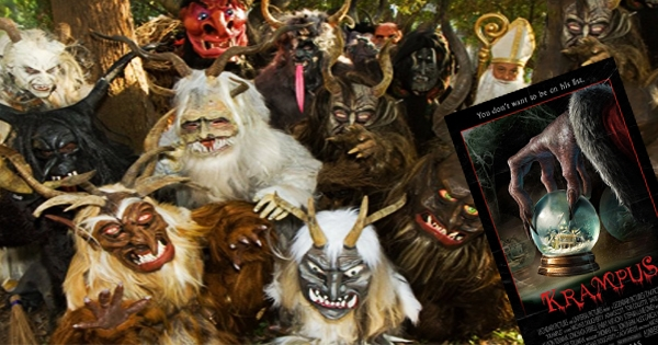 Krampus hits the American mainstream