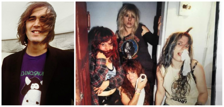 L7 sell their souls in Nirvana bassist Krist Novoselic's road movie 'The Beauty Process'
