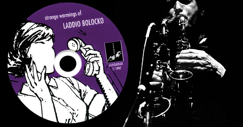 The heroically weird, jazz-damaged art rock of Laddio Bolocko