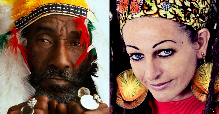 'Underground Roots': New music from Lee 'Scratch' Perry and Ari Up from The Slits