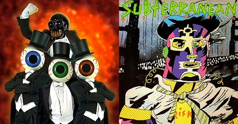 The Residents, Chrome & Tuxedomoon covering 'I Left My Heart in San Francisco.' Sort of